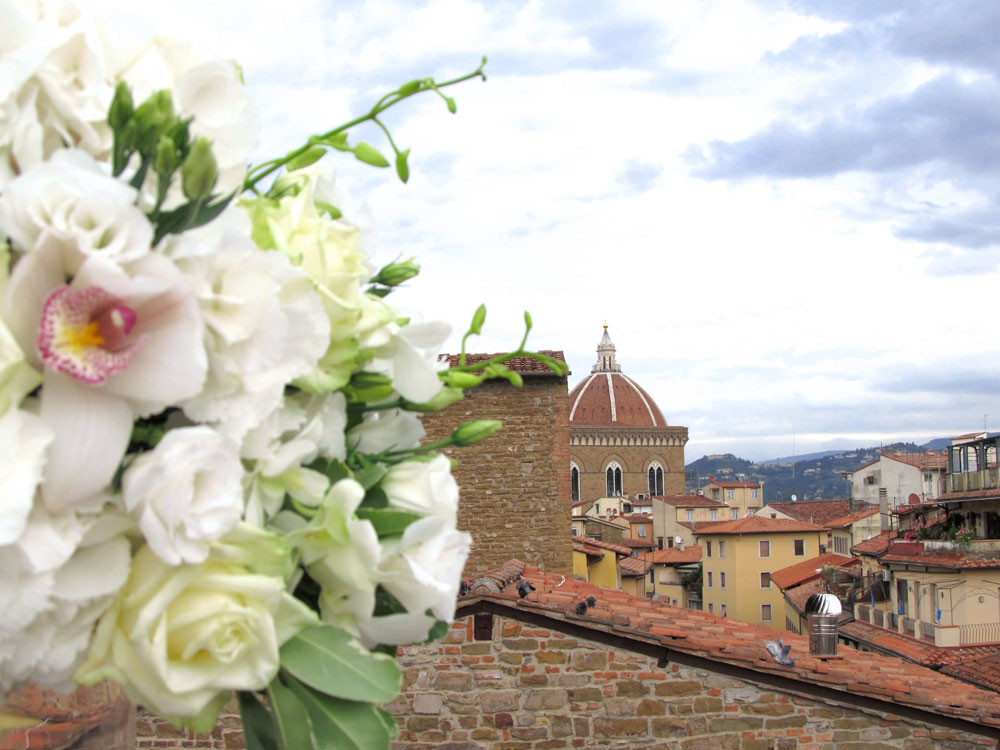 Stylish & Modern Wedding in Florence