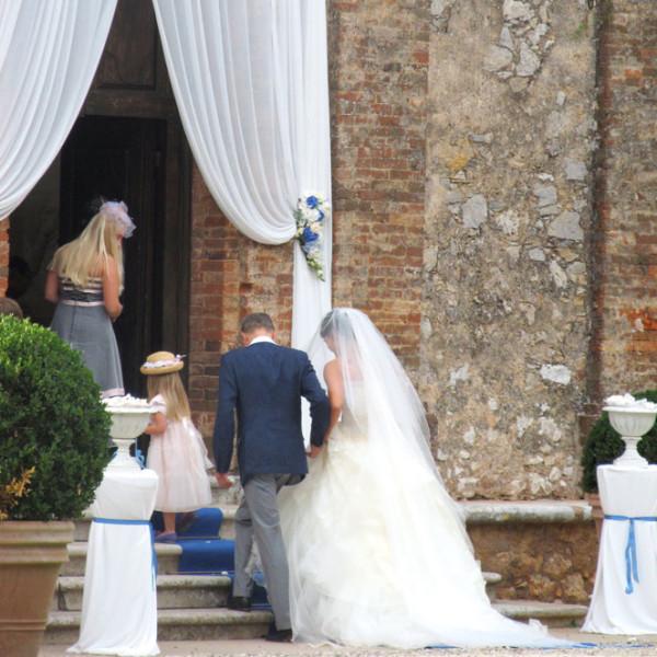 Lavish & Romantic Wedding