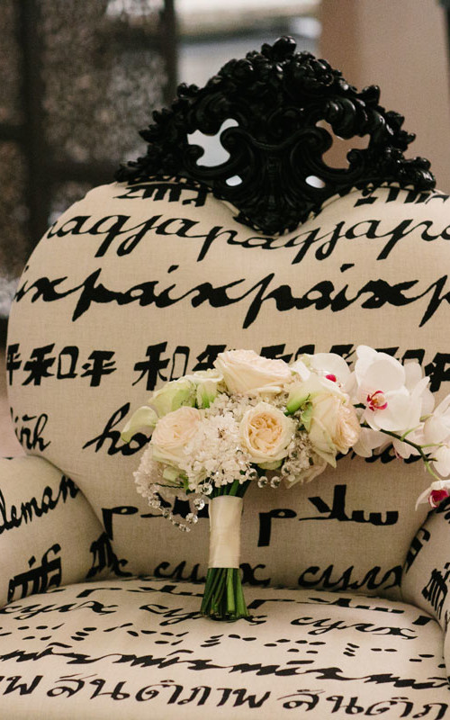Vintage meets modern: luxury wedding in Tuscany