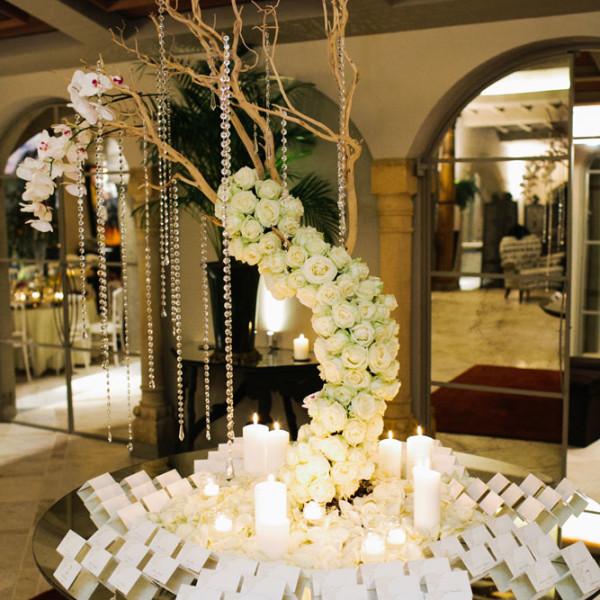 A luxury vintage modern wedding in Tuscany