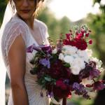 flower design luxury bridal bouquet