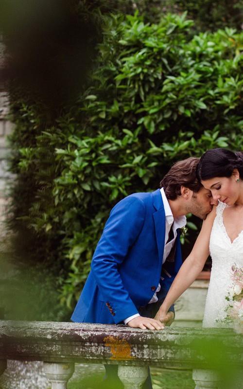 Secret Garden  Jeweish Wedding