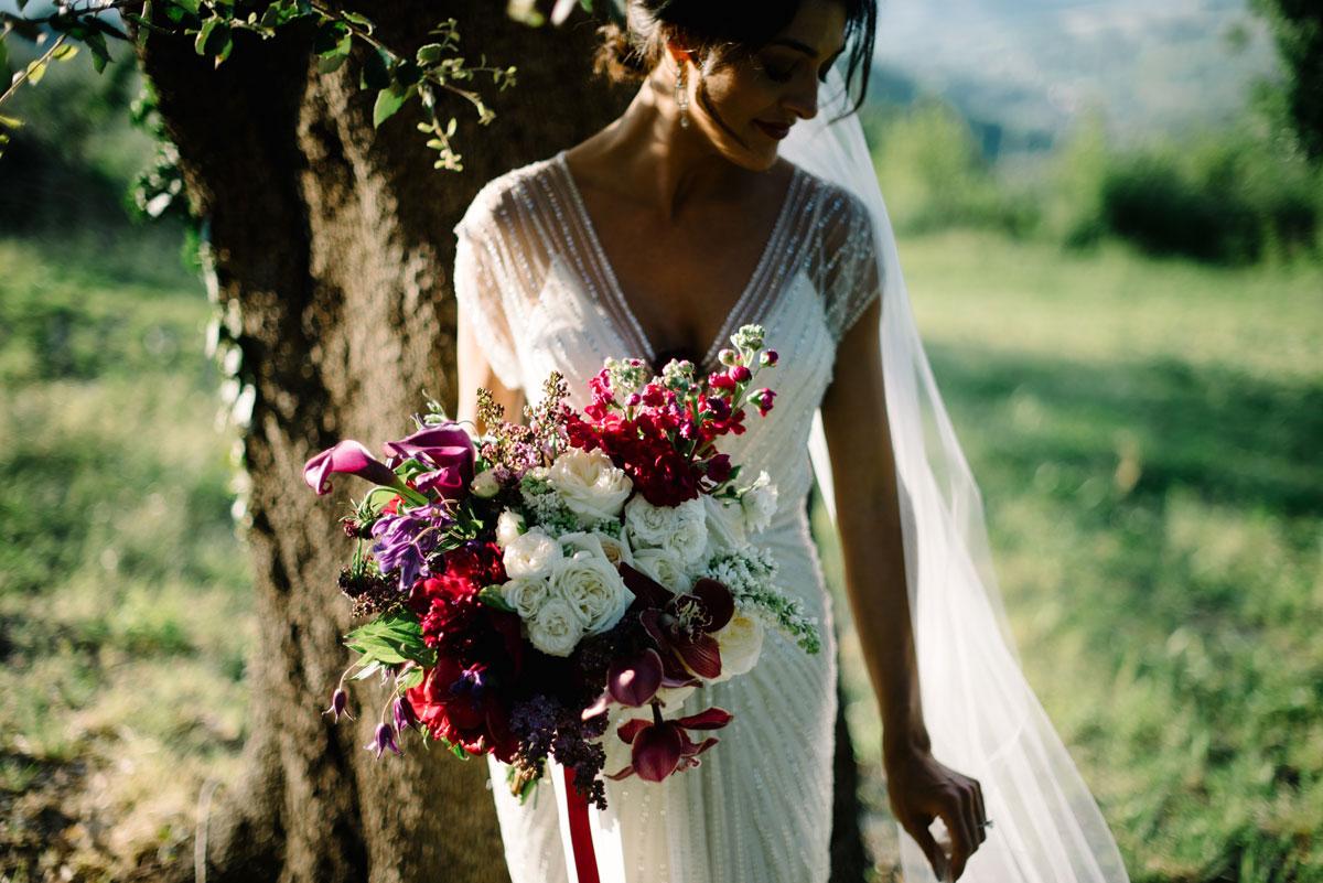 bridal-bouquet-bride