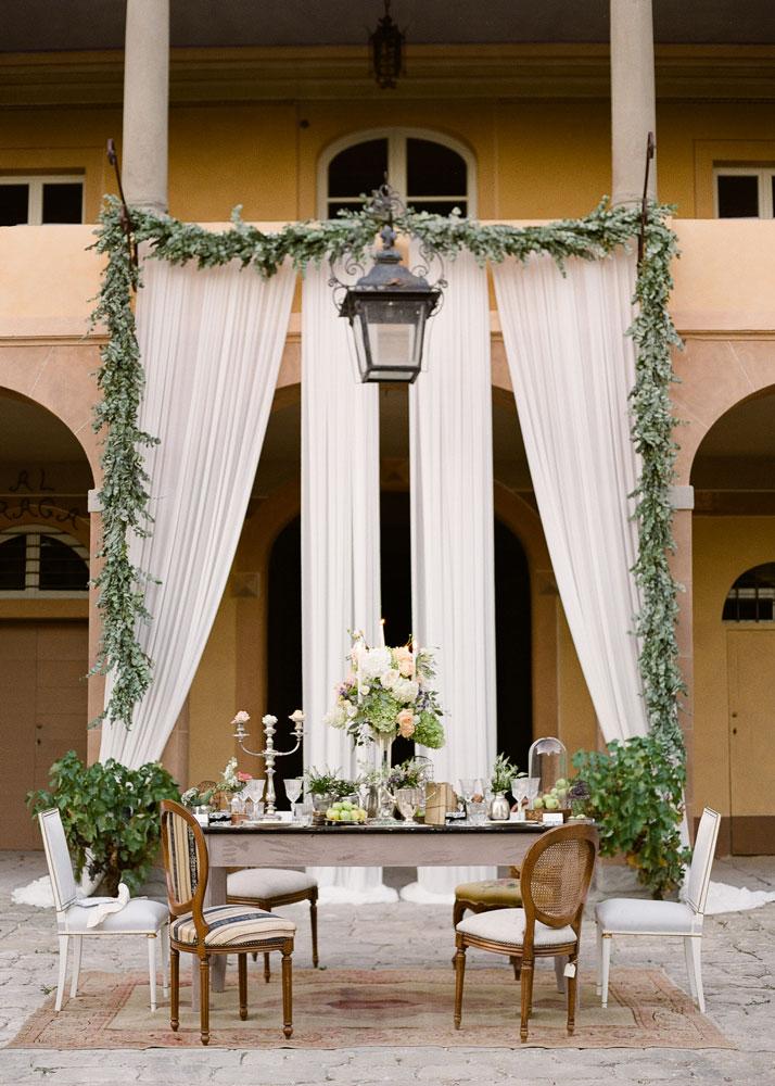 flowers design tuscany