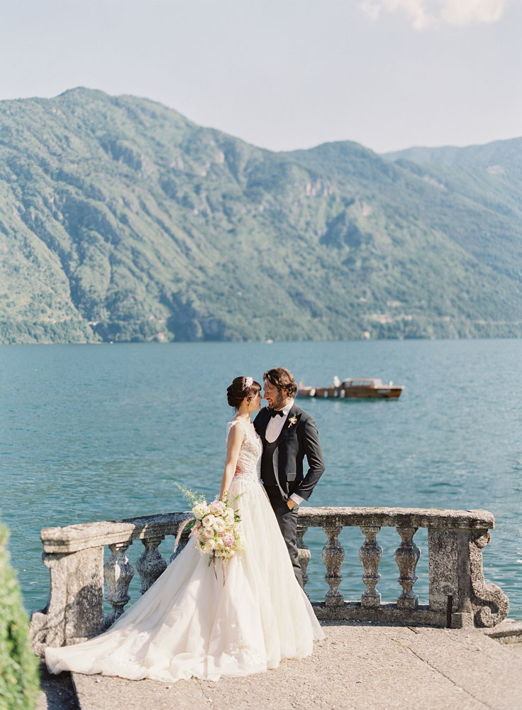 get married in como lake